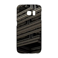Fractal 3d Construction Industry Galaxy S6 Edge by BangZart