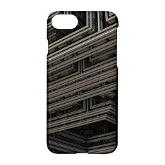 Fractal 3d Construction Industry Apple Iphone 7 Hardshell Case by BangZart