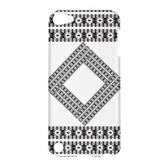 Pattern Background Texture Black Apple Ipod Touch 5 Hardshell Case by BangZart