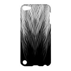 Feather Graphic Design Background Apple Ipod Touch 5 Hardshell Case by BangZart