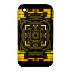 Abstract Glow Kaleidoscopic Light Iphone 3s/3gs by BangZart
