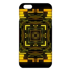 Abstract Glow Kaleidoscopic Light Iphone 6 Plus/6s Plus Tpu Case by BangZart