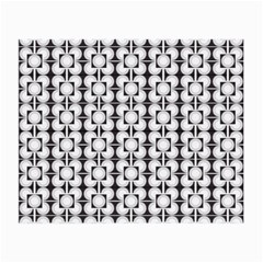 Pattern Background Texture Black Small Glasses Cloth