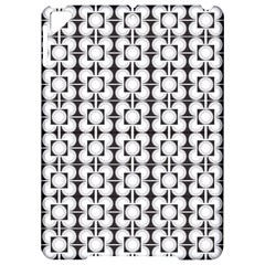 Pattern Background Texture Black Apple Ipad Pro 9 7   Hardshell Case by BangZart