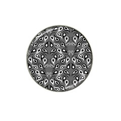 Paisley Pattern Paisley Pattern Hat Clip Ball Marker (4 Pack)