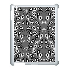 Paisley Pattern Paisley Pattern Apple Ipad 3/4 Case (white) by BangZart