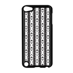 Pattern Background Texture Black Apple Ipod Touch 5 Case (black) by BangZart