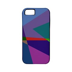Abstract #415 Tipping Point Apple Iphone 5 Classic Hardshell Case (pc+silicone)