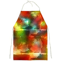 Peeled Wall                         Full Print Apron by LalyLauraFLM