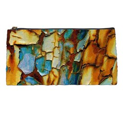 Rusty Texture                   Pencil Case by LalyLauraFLM