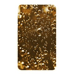 Festive Bubbles Sparkling Wine Champagne Golden Water Drops Memory Card Reader by yoursparklingshop