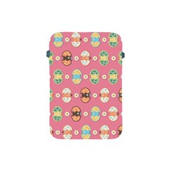 Cute Eggs Pattern Apple Ipad Mini Protective Soft Cases by linceazul
