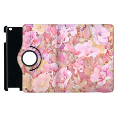 Lovely Floral 36a Apple Ipad 2 Flip 360 Case by MoreColorsinLife