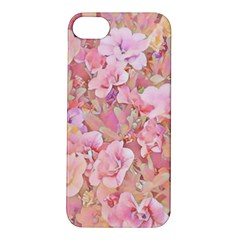 Lovely Floral 36a Apple Iphone 5s/ Se Hardshell Case by MoreColorsinLife