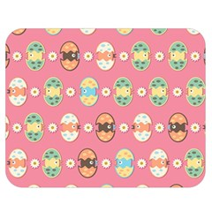 Cute Eggs Pattern Double Sided Flano Blanket (medium)  by linceazul