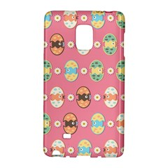 Cute Eggs Pattern Galaxy Note Edge by linceazul
