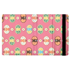 Cute Eggs Pattern Apple Ipad Pro 9 7   Flip Case by linceazul