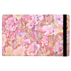 Lovely Floral 36a Apple Ipad Pro 12 9   Flip Case by MoreColorsinLife