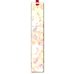Lovely Floral 36b Large Book Marks by MoreColorsinLife