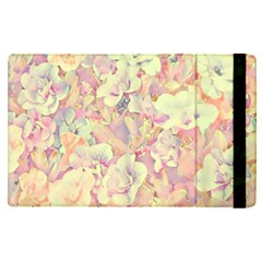 Lovely Floral 36b Apple Ipad Pro 12 9   Flip Case by MoreColorsinLife