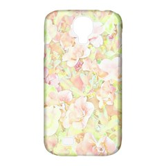 Lovely Floral 36c Samsung Galaxy S4 Classic Hardshell Case (pc+silicone) by MoreColorsinLife