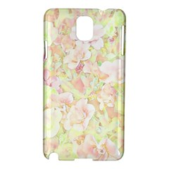 Lovely Floral 36c Samsung Galaxy Note 3 N9005 Hardshell Case by MoreColorsinLife