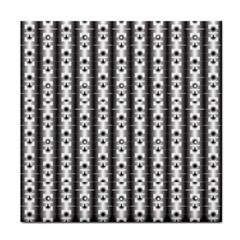 Pattern Background Texture Black Face Towel by BangZart