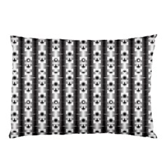 Pattern Background Texture Black Pillow Case (two Sides) by BangZart