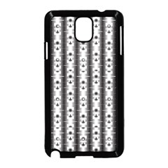 Pattern Background Texture Black Samsung Galaxy Note 3 Neo Hardshell Case (black) by BangZart