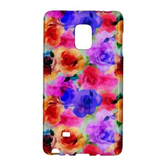 Floral Pattern Background Seamless Galaxy Note Edge by BangZart