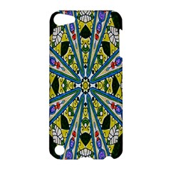 Kaleidoscope Background Apple Ipod Touch 5 Hardshell Case by BangZart