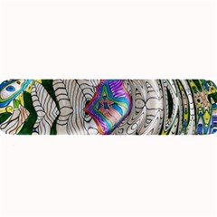 Water Ripple Design Background Wallpaper Of Water Ripples Applied To A Kaleidoscope Pattern Large Bar Mats by BangZart