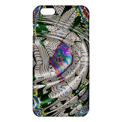 Water Ripple Design Background Wallpaper Of Water Ripples Applied To A Kaleidoscope Pattern Iphone 6 Plus/6s Plus Tpu Case