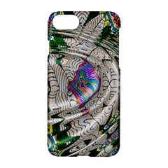 Water Ripple Design Background Wallpaper Of Water Ripples Applied To A Kaleidoscope Pattern Apple Iphone 7 Hardshell Case by BangZart
