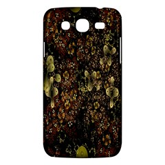Wallpaper With Fractal Small Flowers Samsung Galaxy Mega 5 8 I9152 Hardshell Case  by BangZart