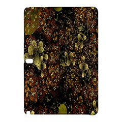 Wallpaper With Fractal Small Flowers Samsung Galaxy Tab Pro 12 2 Hardshell Case