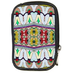 Kaleidoscope Background  Wallpaper Compact Camera Cases by BangZart