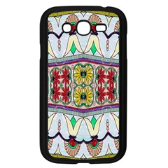 Kaleidoscope Background  Wallpaper Samsung Galaxy Grand Duos I9082 Case (black) by BangZart