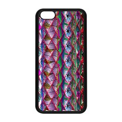 Textured Design Background Pink Wallpaper Of Textured Pattern In Pink Hues Apple Iphone 5c Seamless Case (black)