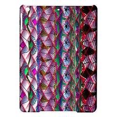 Textured Design Background Pink Wallpaper Of Textured Pattern In Pink Hues Ipad Air Hardshell Cases
