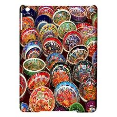 Colorful Oriental Bowls On Local Market In Turkey Ipad Air Hardshell Cases
