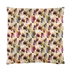 Random Leaves Pattern Background Standard Cushion Case (one Side) by BangZart