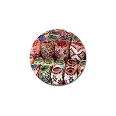 Colorful Oriental Candle Holders For Sale On Local Market Golf Ball Marker (10 Pack) by BangZart