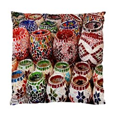 Colorful Oriental Candle Holders For Sale On Local Market Standard Cushion Case (two Sides) by BangZart