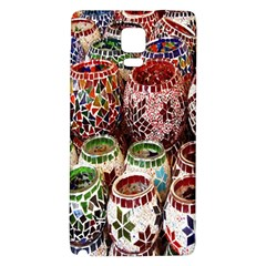 Colorful Oriental Candle Holders For Sale On Local Market Galaxy Note 4 Back Case by BangZart