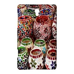 Colorful Oriental Candle Holders For Sale On Local Market Samsung Galaxy Tab S (8 4 ) Hardshell Case  by BangZart