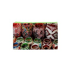 Colorful Oriental Candle Holders For Sale On Local Market Cosmetic Bag (xs) by BangZart