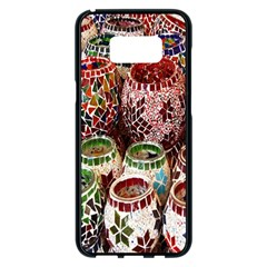 Colorful Oriental Candle Holders For Sale On Local Market Samsung Galaxy S8 Plus Black Seamless Case