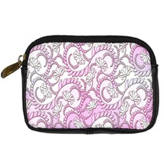 Floral Pattern Background Digital Camera Cases by BangZart