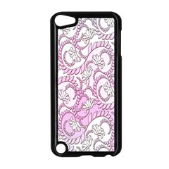 Floral Pattern Background Apple Ipod Touch 5 Case (black) by BangZart